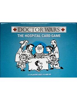 Doctor Wars Hospital Card Game by Doctor Wars