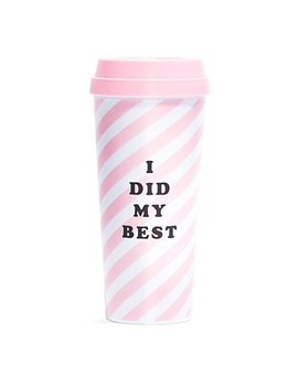 Ban.Do 1 Count Hot Stuff I Did My Best Thermal Mug, Pink by Bando