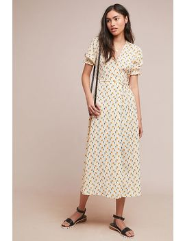 Faithfull Hana Wrap Dress by Faithfull
