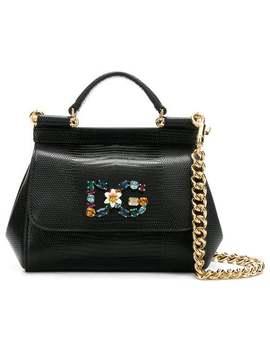 Mini Sicily Bag by Dolce & Gabbana