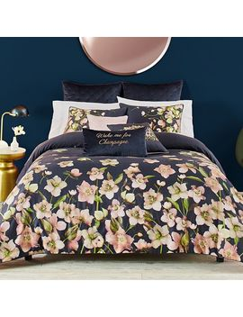 Arboretum Duvet Cover Set, Full/Queen by Ted Baker