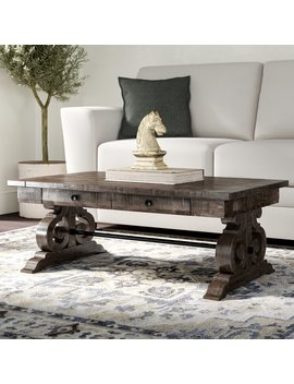 Greyleigh Ellenton Coffee Table With Storage & Reviews by Greyleigh