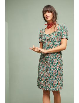 Seventies Shift Dress by Maeve