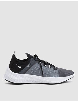Exp X14 Sneaker In Black/Dark Grey/White by Nike
