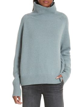 Mariah Funnel Neck Cashmere Sweater by Nili Lotan