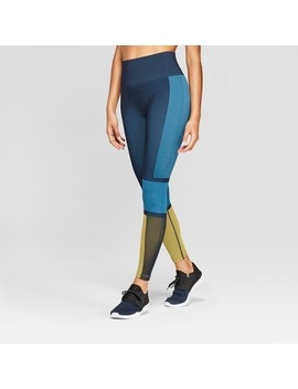 Women's High   Waisted 7/8 Seamless Leggings   Joy Lab™ by Joy Lab
