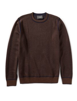 Reversible Jacquard Sweater by Murano