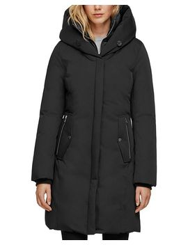 Hooded Down Coat by Soia & Kyo