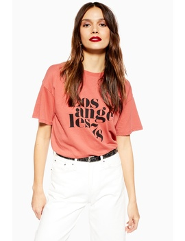 Los Angeles T Shirt by Topshop