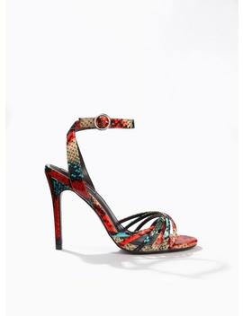 Harriet Multi Strap Sandals by Miss Selfridge