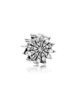 Ice Crystal, Clear Cz by Pandora