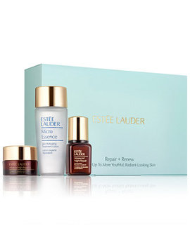 3 Pc. Repair + Renew Nighttime Skincare Set, Online Only by Estée Lauder
