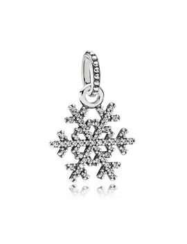 Winter Kiss Snowflake Pendant, Clear Cz by Pandora