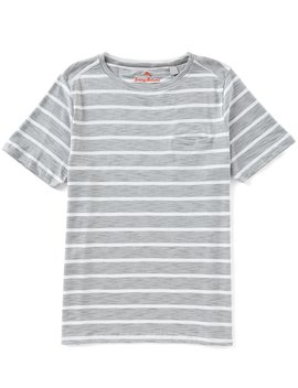 Portside Vista Crew Short Sleeve Tee by Tommy Bahama