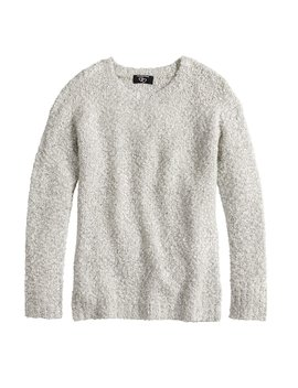 Girls 7 16 It's Our Time Boucle Drop Shoulder Sweater by Kohl's