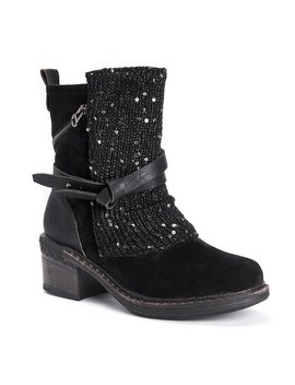 Muk Luks Sharon Women's Ankle Boots by Kohl's
