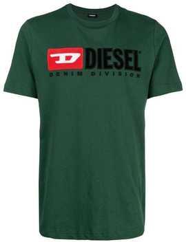 Logo T Shirt by Diesel
