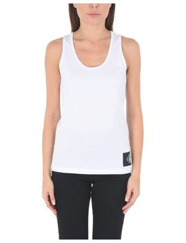 Calvin Klein Jeans Tank Top   T Shirts And Tops by Calvin Klein Jeans