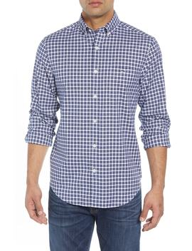 Eagle Hill Classic Fit Check Sport Shirt by Vineyard Vines