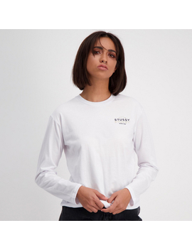 Repeat Longsleeve T Shirt by Stussy