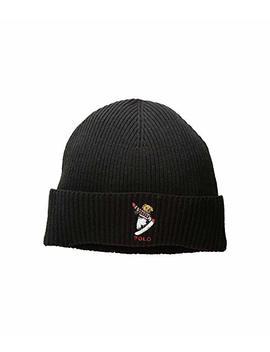 Skate Bear Hat by Polo Ralph Lauren