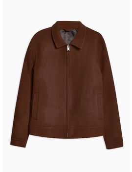 Selected Homme Brown Jacket by Topman