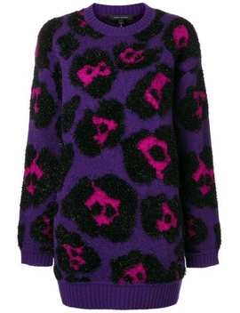 Fluffy Knit Sweater by Marc Jacobs