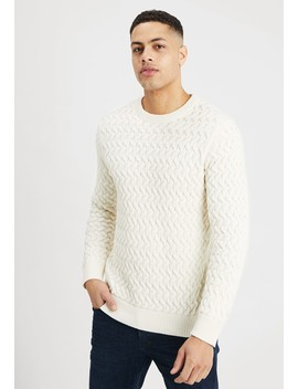Slhcharles Cable Blocking   Strickpullover by Selected Homme
