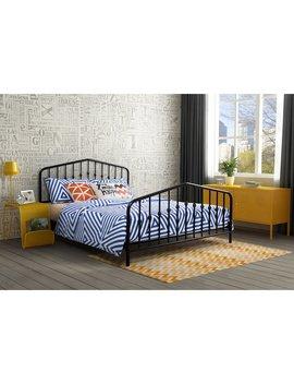 Novogratz Bushwick Queen Bed by Novogratz