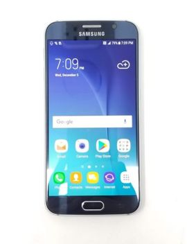 Samsung Galaxy S6 Sm G920 A   32 Gb   Gold Platinum (At&Amp;T) Please Read by Samsung