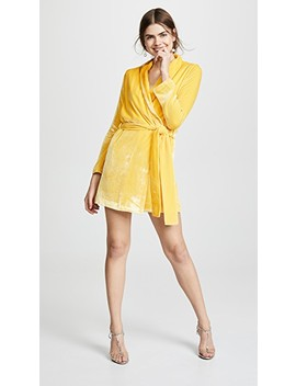 Nomad Mini Robe Dress by Le Superbe