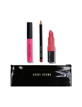 Bobbi Brown   Limited Edition Pink Lip Colour Trio Set by Bobbi Brown