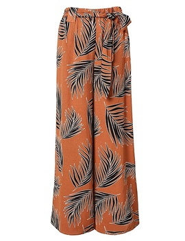 Wide Print Pant by Witchery