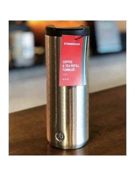 Starbucks January 2019 Coffee & Tea Refill Tumbler by Starbucks