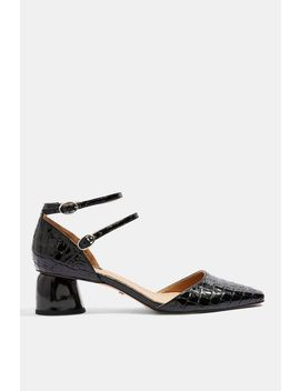 Jackpot Two Part Court Shoes by Topshop