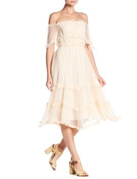 Sadie Summer Romance Midi Dress by Love Sam