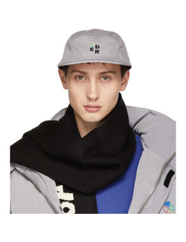 Grey Search Cap by Ader Error