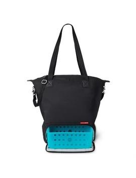 Skip Hop Tray Chic Dry & Store Pump Bag   Black by Skip Hop