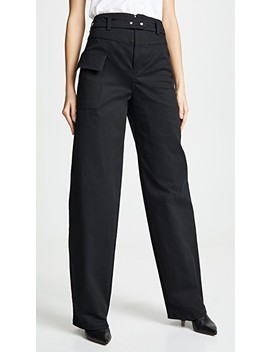 Relaxed Military Pants by The Range