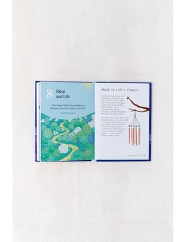 The Little Book Of Sleep: The Art Of Natural Sleep By Nerina Ramlakhan by Urban Outfitters