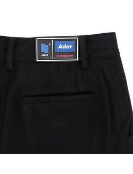 Wool Pants Black by Ader Error