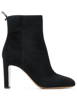 Heeled Ankle Boots by Emporio Armani