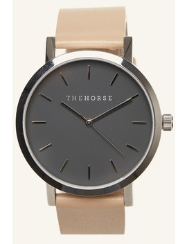 The Horse Original Watch Steel/Blk/Sand by Universal Store