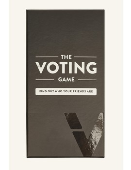 The Voting Game by Universal Store