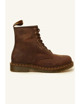 Dr Martens 1460 8 Eye Boot Gaucho Crazy Horse by Universal Store