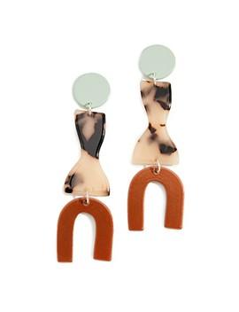 Roy Earrings by Bianca Mavrick