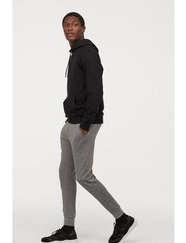 Pantalon Aminci En Molleton by H&M