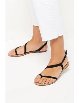 Everyday Annie Asymetric Sandal by Cotton On
