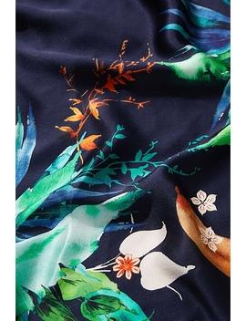 Tropical Silk Scarf by Witchery