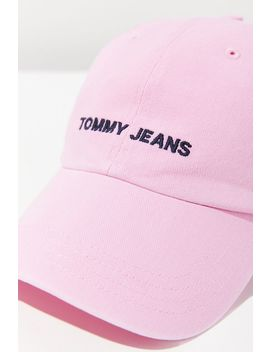 Tommy Jeans Sport Baseball Hat by Tommy Jeans